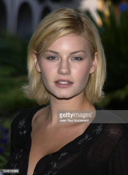 Elisha Cuthbert during Fox Broadcasting Summer 2002 Press Tour Day 1 at Ritz Carlton Hotel in Pasadena California United States