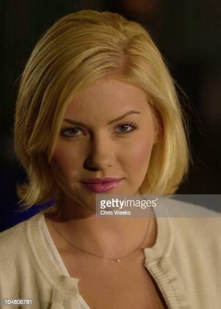Elisha Cuthbert during Hollywood Film Festival's Opening Night Film World Premiere of 'The Ring' at The ArcLight in Hollywood CA United States