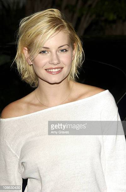 Elisha Cuthbert during Jewel Blender Session at the Chrysler House during the Chrysler Million Dollar Film Festival at Chrysler Million Dollar...