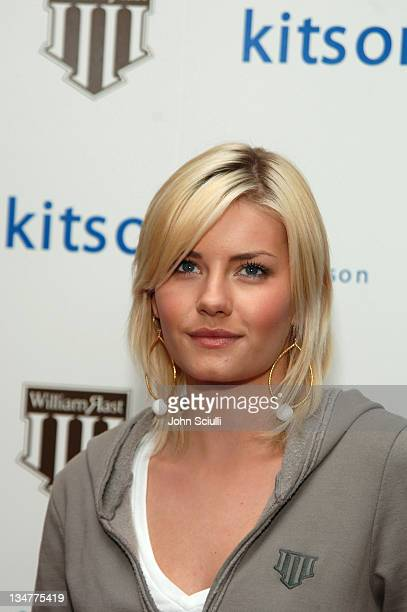 Elisha Cuthbert during Justin Timberlake and Trace Ayala in Celebration of Their New Clothing Line William Rast Launch at Kiston in Los Angeles...