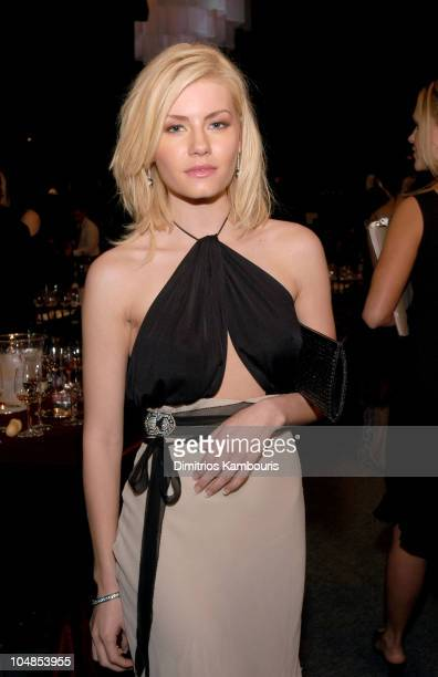 Elisha Cuthbert during Ninth Annual Screen Actors Guild Awards Backstage and Audience at The Shrine Auditorium in Los Angeles California United States