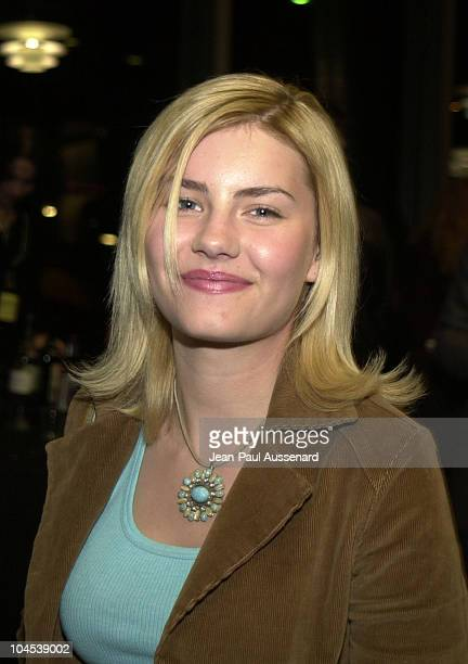 Elisha Cuthbert during Stolen Summer Screening at Pacific theatre 16 in Sherman Oaks California United States
