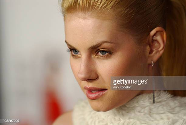 "Elisha Cuthbert during ""The Girl Next Door"" World Premiere at Mann's Grauman Chinese Theater in Hollywood, California, United States."