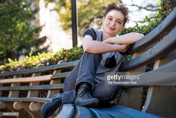 Elishe Wittes is a 17year old transgender boy who was able to change his gender marker in the Social Security Administration system under a new...