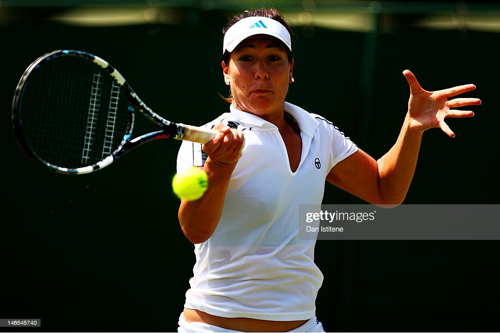2012 Wimbledon Qualifying Session : News Photo