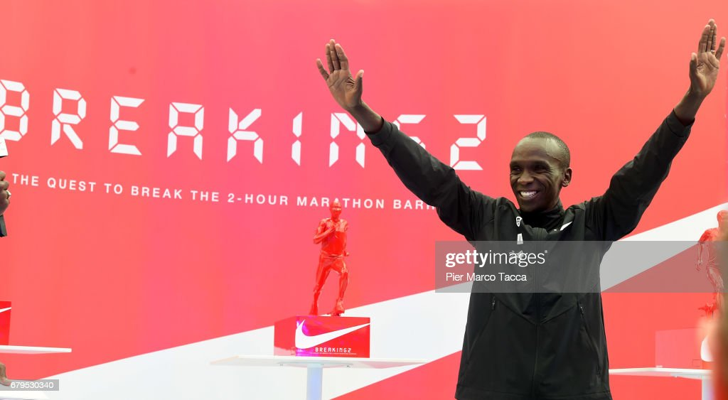 Nike Breaking2: Sub-Two Marathon Attempt : News Photo