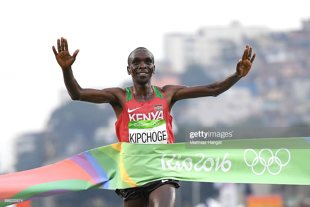 Athletics Marathon - Olympics: Day 16 : News Photo
