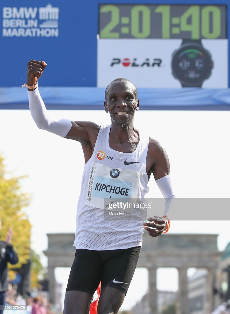 Berlin Marathon 2018 : News Photo