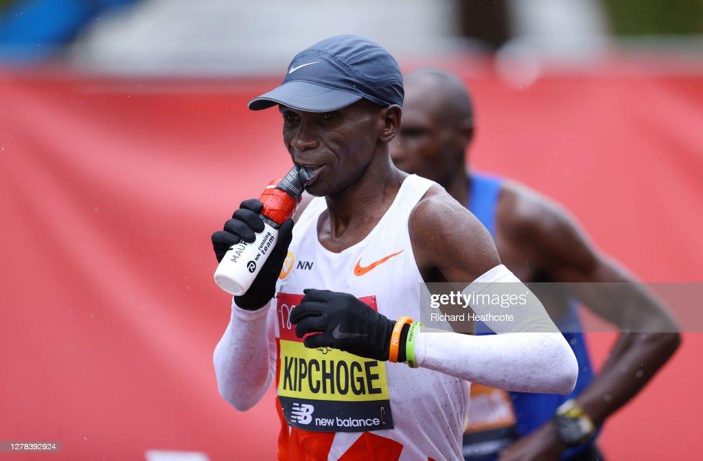 2020 Virgin Money London Marathon : News Photo