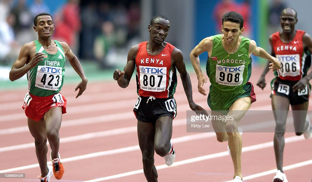 IAAF World Championships in Athletics - August 31, 2003