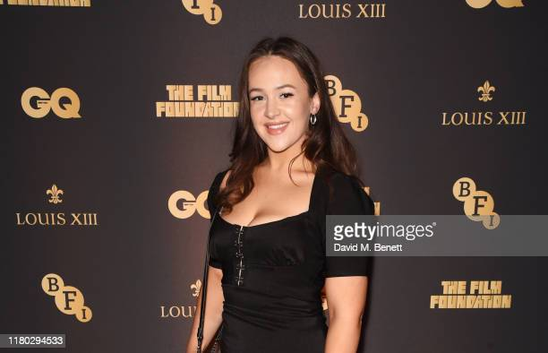 Eliza Butterworth attends attends the second worldwide screening of The Broken Butterfly hosted by Louis XIII Cognac and The Film Foundation at the...
