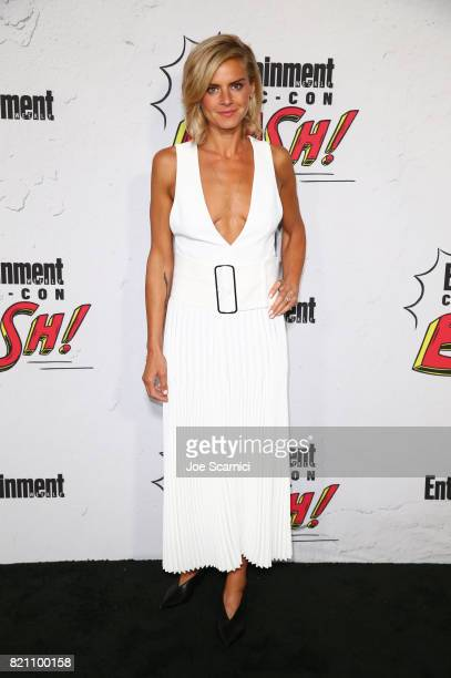 Eliza Coupe at Entertainment Weekly's annual ComicCon party in celebration of ComicCon 2017 at Float at Hard Rock Hotel San Diego on July 22 2017 in...