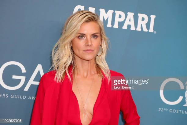 Eliza Coupe attends the 22nd CDGA at The Beverly Hilton Hotel on January 28 2020 in Beverly Hills California