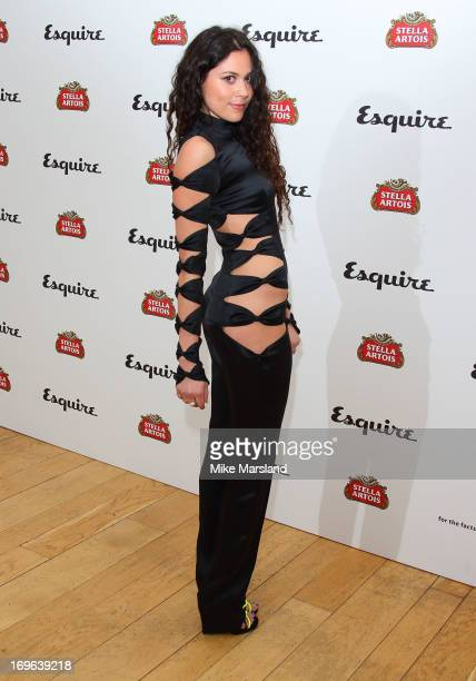 Eliza Doolittle attends Esquire magazine's summer party at Somerset House on May 29 2013 in London England