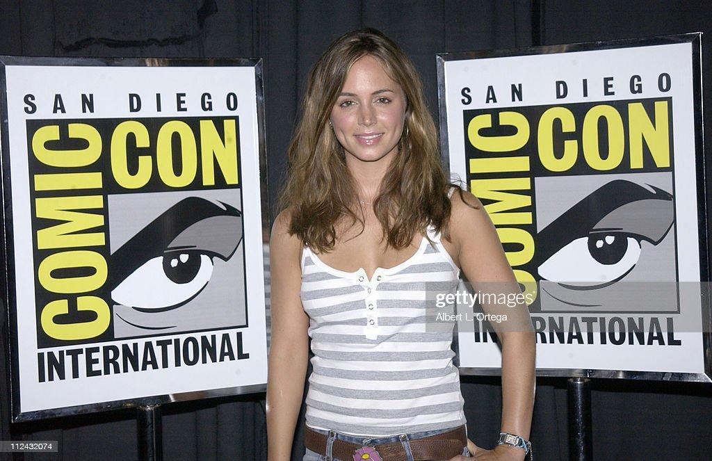 2003 San Diego Comic Con International - Day Four