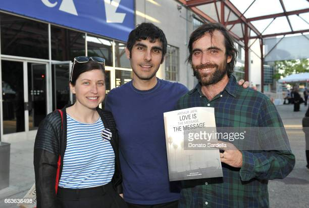 Eliza Kenan Gil Kenan and Sam Falls attend MOCA's Leadership Circle and Members' Opening of 'Carl Andre Sculpture as Place 19582010' and 'Arthur Jafa...