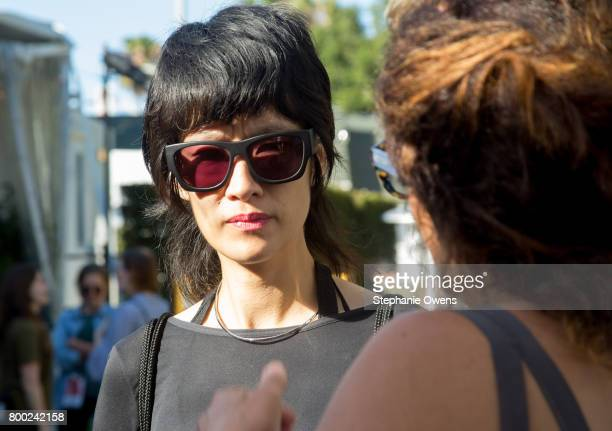 Eliza Lee Fast Track Fellow attends the Fast Track Happy Hour during the 2017 Los Angeles Film Festival on June 21 2017 in Culver City California