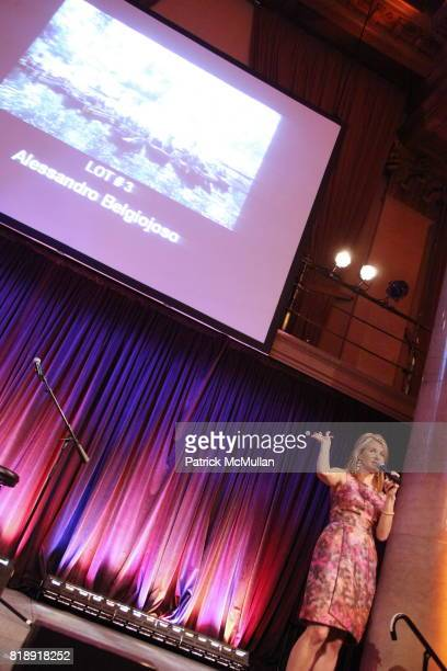 Eliza Osborne attends ARTrageous Gala Dinner and Art Auction at Cipriani Wall Street on May 24 2010 in New York City