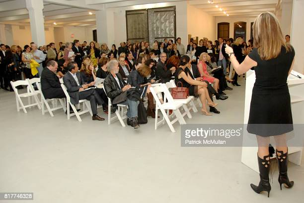 Eliza Osborne attends DRAWING GIFTS 7th Annual Benefit Auction for THE DRAWING CENTER at 548 West 22nd on October 6 2010 in New York City