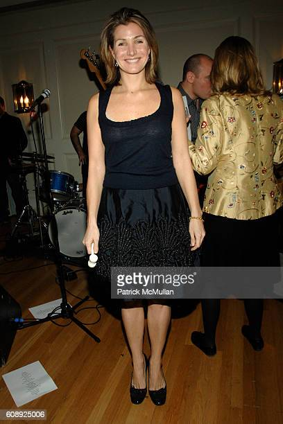 Eliza Osborne attends PETER ELLIOT 30th Anniversary Celeration at The Carlyle on November 28 2007 in New York City