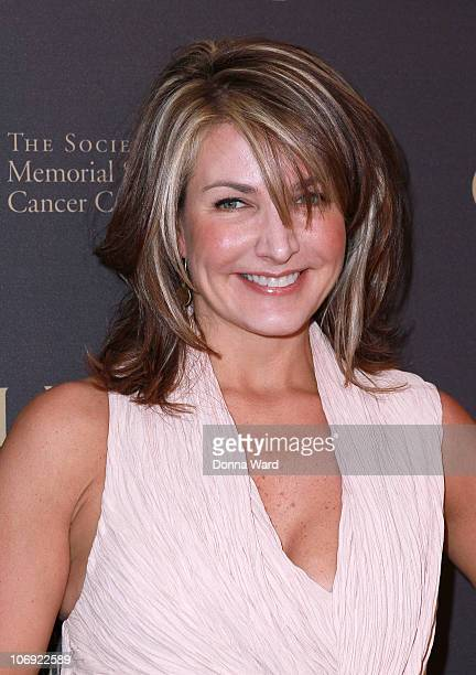Eliza Osborne attends the Society of SloaneKettering Cancer Center's 2010 fall party at Four Seasons Restaurant on November 16 2010 in New York City