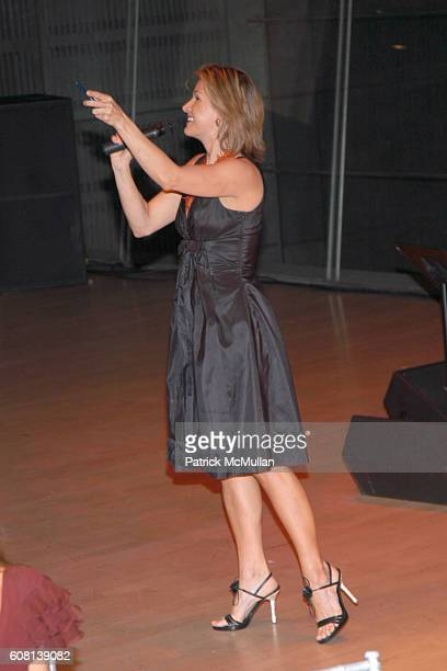 Eliza Osborne attends WOMEN'S BOARD of THE BOYS' CLUB of NEW YORK Honor JOSIE ROBERTSON at Allen Room of Jazz at Lincoln Center on April 25 2007 in...