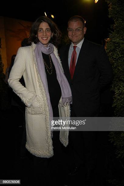 Eliza Reed Bolen and Alex Bolen attend The 51st Annual Winter Antiques Show Benefiting the East Side House Settlement at The Seventh Regiment Armory...