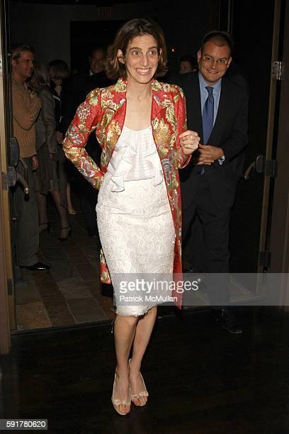 Eliza Reed Bolen and Alex Bolen attend THE CINEMA SOCIETY and VOGUE present THE FAMILY STONE hosted by Sarah Jessica Parker Oscar de la Renta at The...