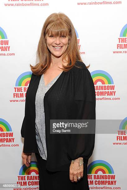 Eliza Roberts attends the NYC premiere of Henry Jaglom's New Film The M Word at Florence Gould Hall on April 21 2014 in New York City