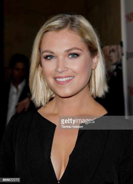 Eliza Taylor attends the premiere of 'Thumper' at the Egyptian Theatre on October 30 2017 in Hollywood California
