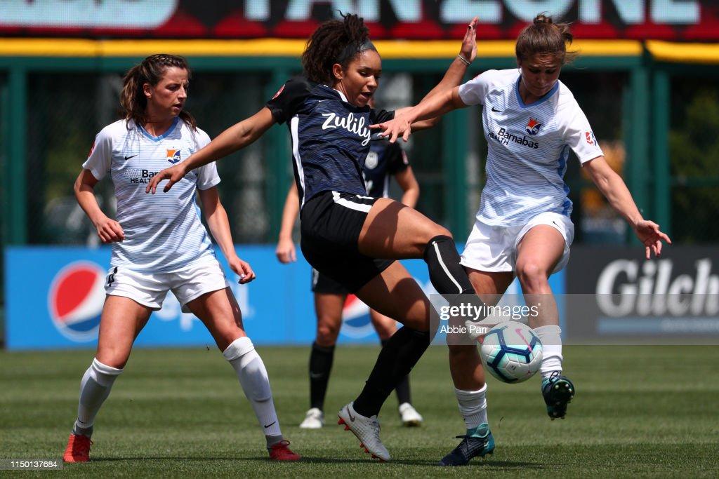 WA: Sky Blue FC v Seattle Reign