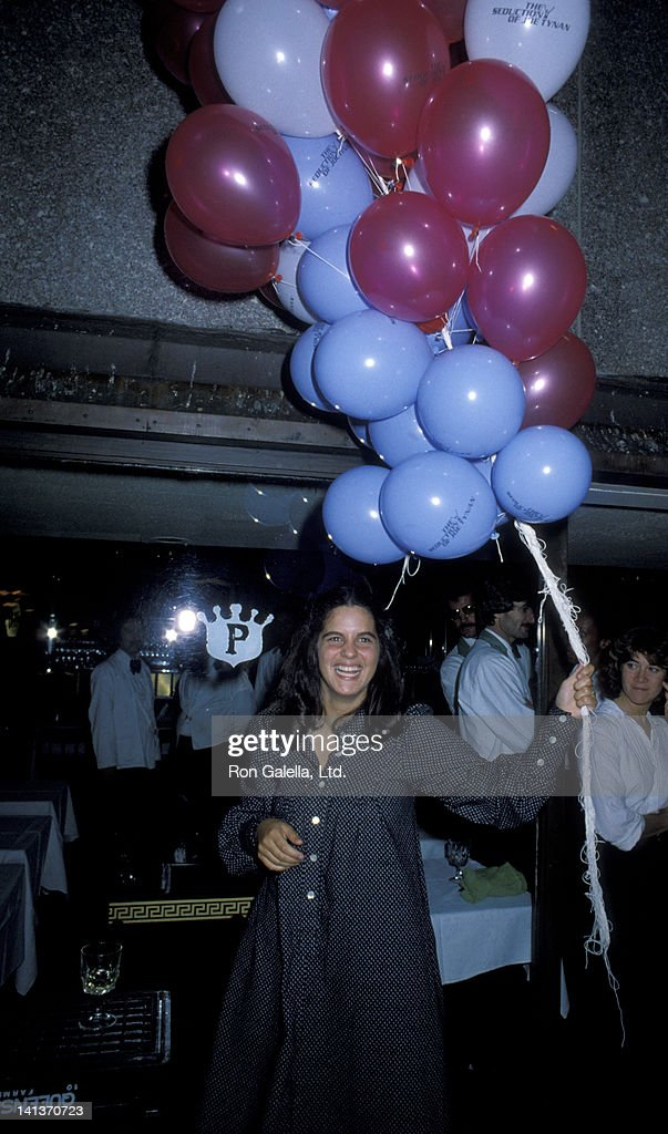 19th Birthday Party for Elizabeth Alda : News Photo