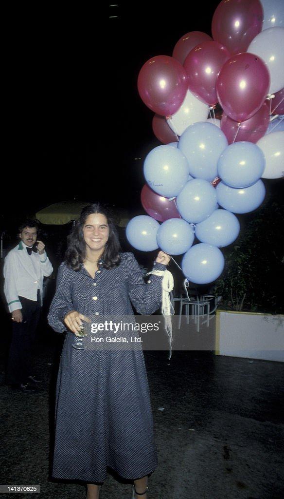 19th Birthday Party for Elizabeth Alda : News Photo