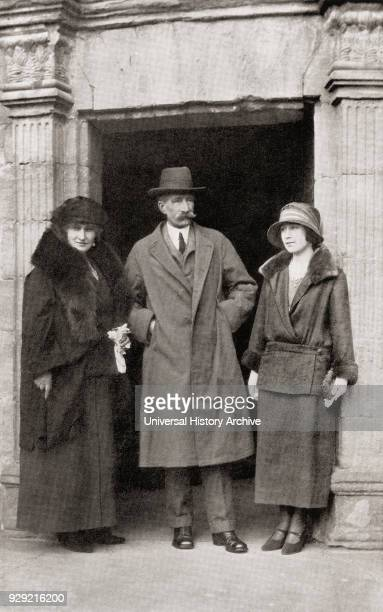 Elizabeth Angela Marguerite BowesLyon 1900 –2002 Future Queen Elizabeth The Queen Mother and mother of Queen Elizabeth II Seen here with her father...
