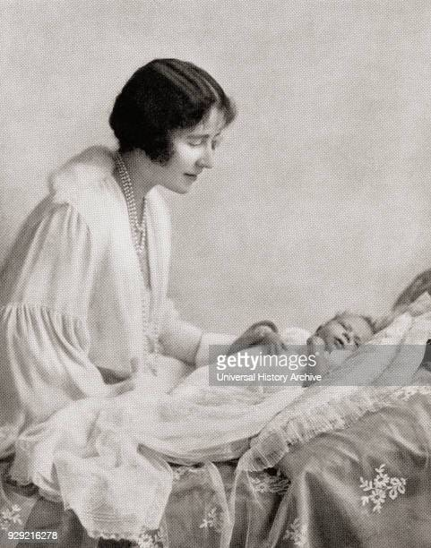 Elizabeth Angela Marguerite BowesLyon 1900 –2002 Future Queen Elizabeth The Queen Mother Wife of King George VI and the mother of Queen Elizabeth II...
