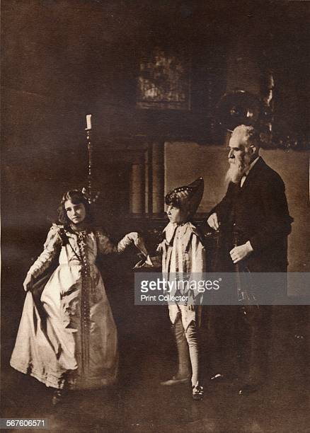 'Elizabeth Angela Marguerite BowesLyon later known as Queen Elizabeth during a dance lesson with her brother David' 1909 From Our King Queen and the...