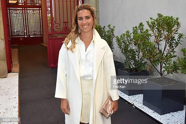 Elizabeth Arden Untold Perfume icon Vahina Giocante attends 'Untold' Perfume by Elizabeth Arden Launch Party At Hotel Mona Bismarck on June 19 2014...