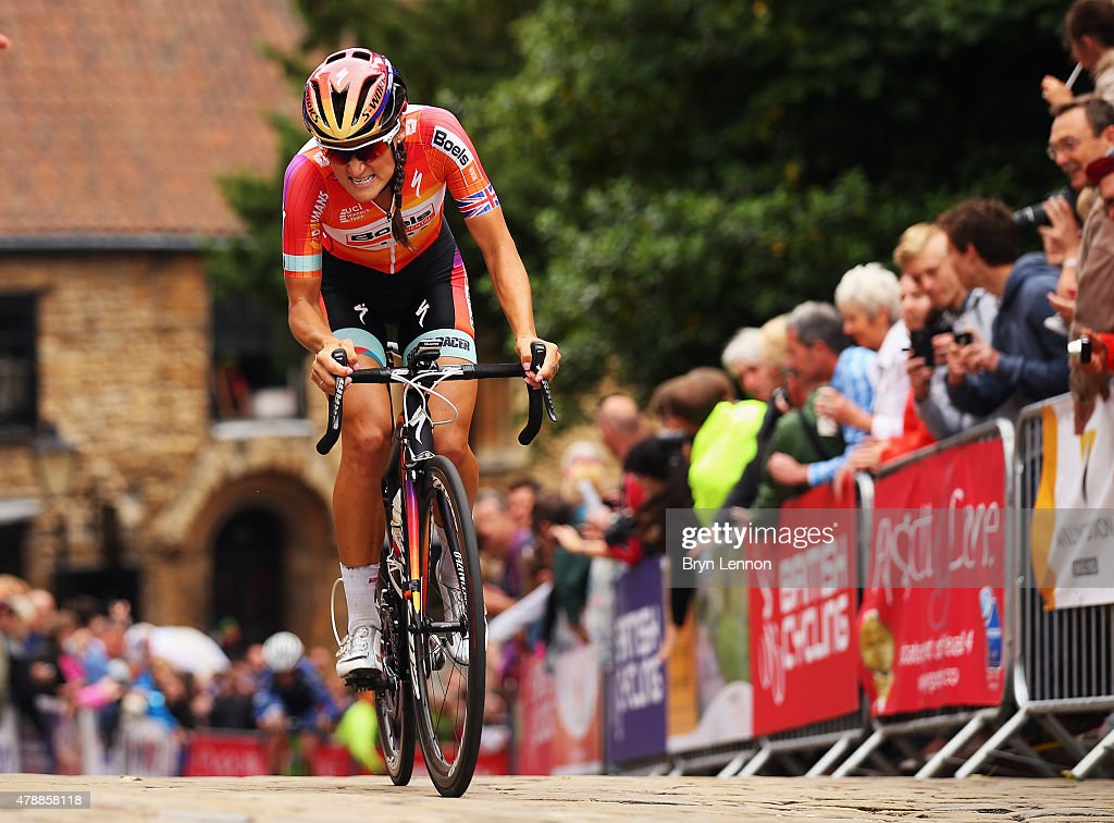 British Cycling National Road Championships 2015 - Road Race