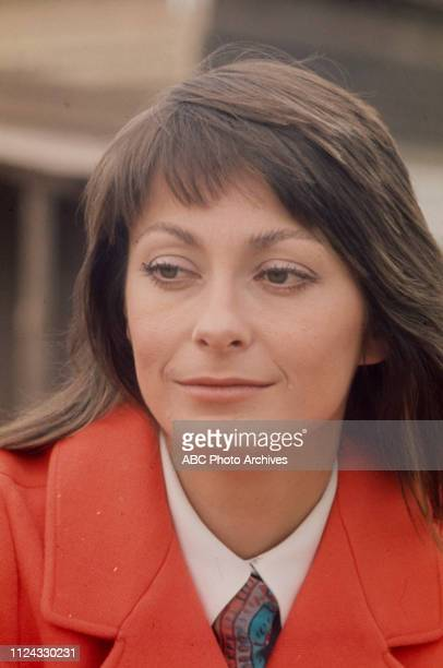Elizabeth Ashley appearing in the Walt Disney Television via Getty Images tv movie 'Second Chance'.