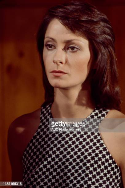 Elizabeth Ashley appearing in the Walt Disney Television via Getty Images tv movie 'The Heist'.