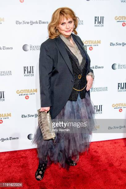Elizabeth Ashley attends the 2019 IFP Gotham Awards at Cipriani Wall Street on December 02, 2019 in New York City.