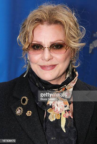"""Elizabeth Ashley attends the Broadway opening night of """"The Trip To Bountiful at The Stephen Sondheim Theatre on April 23, 2013 in New York City."""