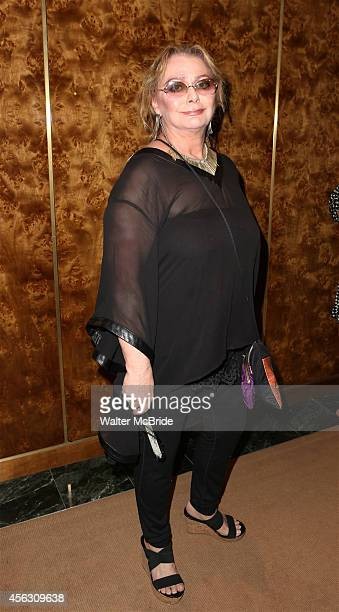 Elizabeth Ashley attends the Broadway Opening Night performance After Party for 'You Can't Take It With You' at the Brasserie 8 1/2 on September 28...
