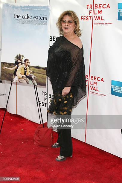 Elizabeth Ashley during 6th Annual Tribeca Film Festival Premiere of The Cake Eaters Red Carpet at Clearview Chelsea West Cinemas at 333 West 23rd...