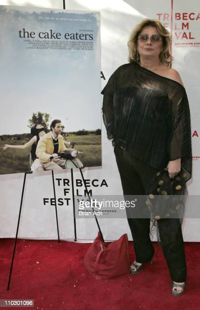 Elizabeth Ashley during 6th Annual Tribeca Film Festival The Cake Eaters Red Carpet Arrivals at Clearview Chelsea West Cinemas in New York City New...