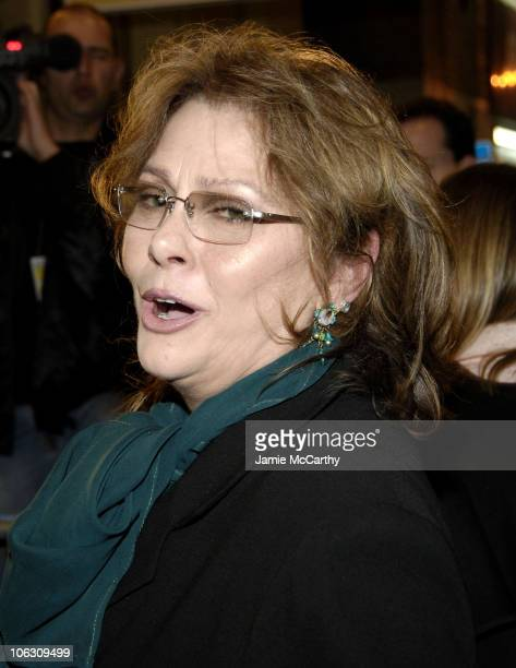 Elizabeth Ashley during Barefoot in the Park Broadway Opening Night Arrivals in New York City New York United States