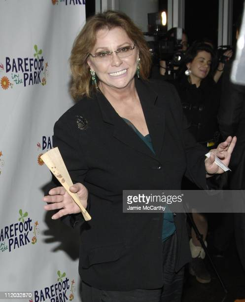 Elizabeth Ashley during Barefoot in the Park Opening Night Reception at The Central Park Boathouse in New York City New York United States