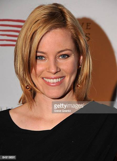 Elizabeth Banks arrives at the Children Mending Hearts Gala at the House Of Blues on February 18 2009 in Los Angeles California