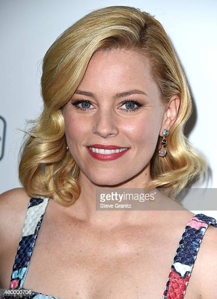 Elizabeth Banks arrives at the March Of Dimes' Celebration Of Babies at Regent Beverly Wilshire Hotel on December 5 2014 in Beverly Hills California