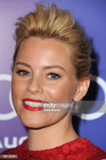 Elizabeth Banks arrives at the Variety's 5th Annual Power Of Women Event at the Beverly Wilshire Four Seasons Hotel on October 4, 2013 in Beverly...